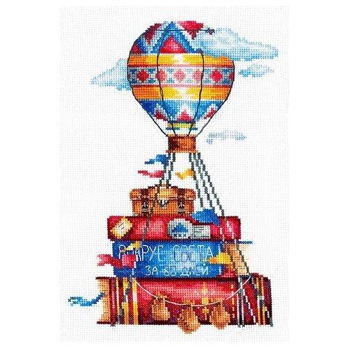 Купить Набор для вышивания Сделай своими руками из хлопка, Дорожные истории , 15*21, 5 см (68044193774), Наборы для вышивания
