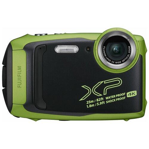 Фото - Фотоаппарат Fujifilm FinePix XP140 лайм фотоаппарат