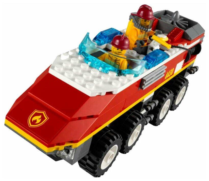 Лего пожарный транспортер скребковый конвейер техника безопасности