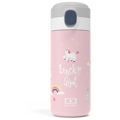 Термокружка Monbento MB Pop, 0.36 л розовый