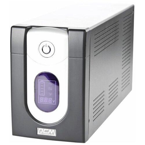 Интерактивный ИБП Powercom Imperial IMD-3000AP черный ибп powercom imp 3000ap