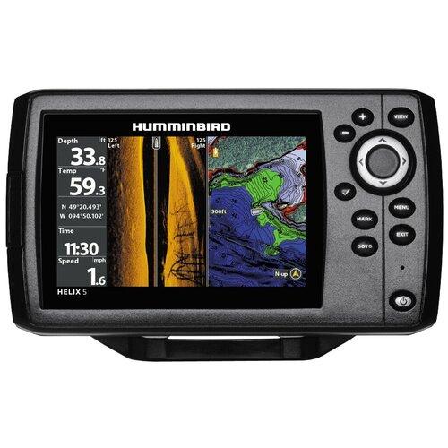 Эхолот Humminbird HELIX 5 CHIRP SI GPS G2