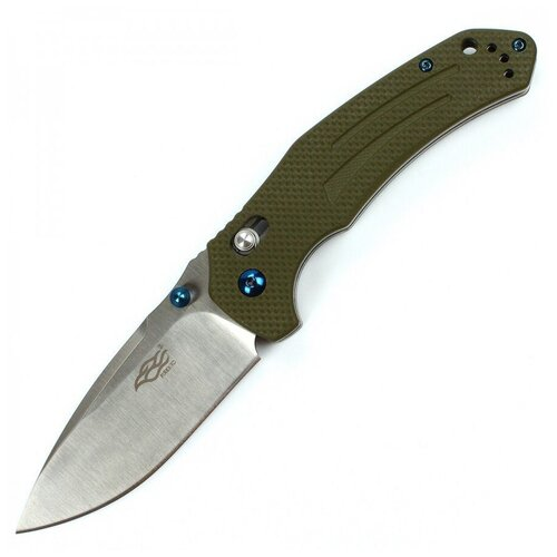 Фото - Нож складной GANZO Firebird F7611 зеленый нож складной ganzo firebird f759m зеленый