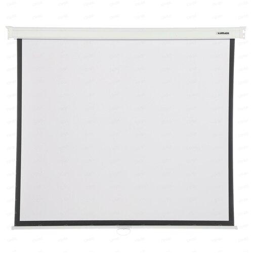 Рулонный матовый белый экран Lumien Master Picture LMP-100101