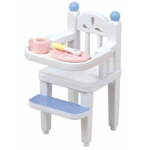 Купить Игровой набор Sylvanian Families Стульчик для кормления малыша 5221, Игровые наборы и фигурки