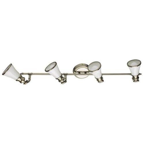 Фото - Настенно-потолочный светильник Arte Lamp Vento A9231PL-4AB, E14, 160 Вт светильник потолочный arte lamp a5219pl 4ab