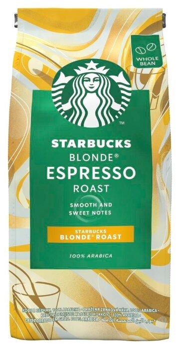 Кофе в зернах Starbucks Blonde Espresso Roast — цены на Яндекс.Маркете