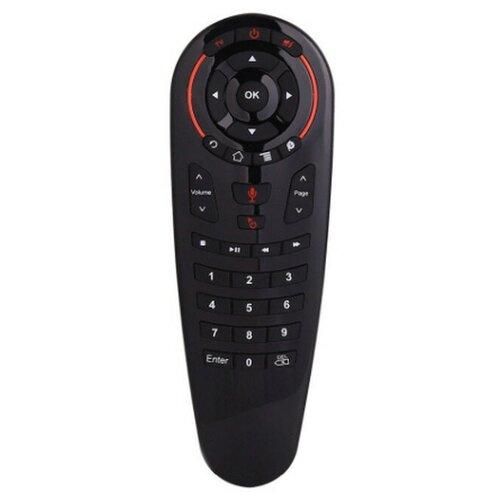 Фото - Пульт с гироскопом и голосовым поиском G30, Air Mouse воздушная мышь и пульт c микрофоном vontar voice remote control