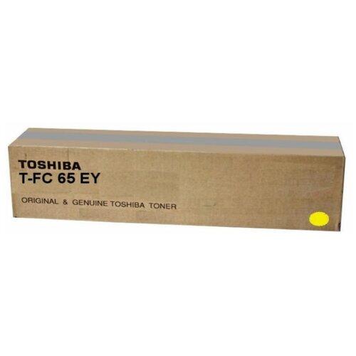 Фото - Картридж Toshiba T-FC65EY (6AK00000185) картридж toshiba t 2802e