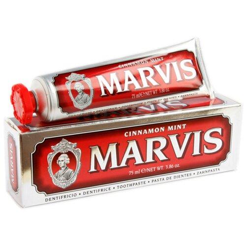 Зубная паста Marvis Cinnamon Mint, 75 мл