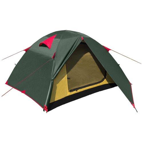 Палатка Btrace Vang 3 зеленый палатка tramp lite twister 3