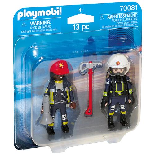 Конструктор Playmobil City Action 70081 Пожарные спасатели недорого
