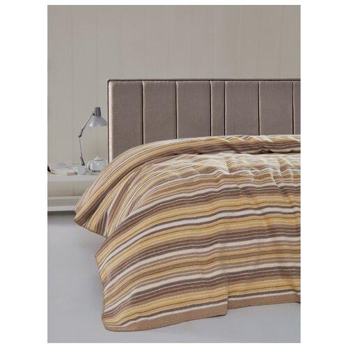 Фото - Плед KARNA хлопок RAINBOW; Бежевый; Размер: 2.0 плед первый мебельный плед karna хлопок molde