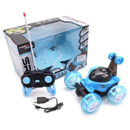 Машина р/у Наша Игрушка 4 канала, свет, звук, аккумулятор встроенный, USB шнур, коробка (YJ-002), Наша игрушка, Радиоуправляемые игрушки  - купить со скидкой