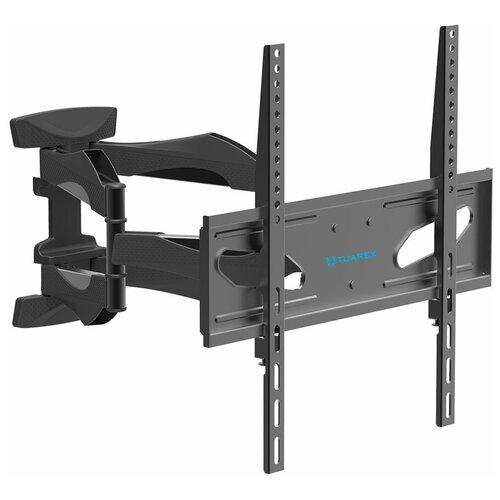 Фото - Настенный кронштейн для LED/LCD телевизоров TUAREX ALTA-408 BLACK кронштейн для led lcd телевизоров tuarex olimp 405 black