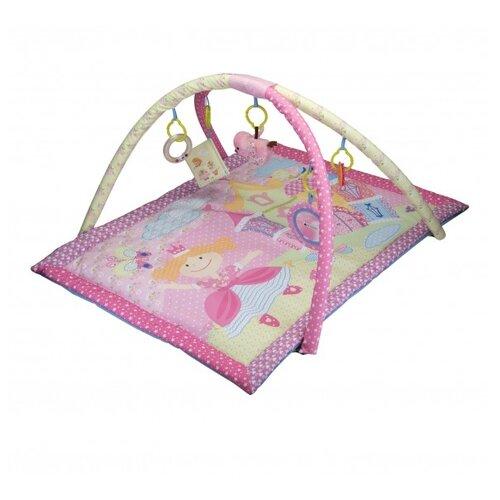 Развивающий коврик Мир детства Принцесса 27134