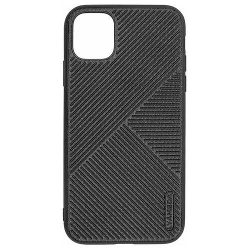 Фото - Чеxол (клип-кейс) Lyambda ATLAS для iPhone 12 Mini (LA10-1254-BK) Black чеxол клип кейс lyambda eris для iphone 12 mini la11 1254 gr green
