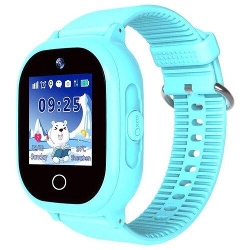 Детские умные часы Smart Baby Watch W9 Plus, голубой детские умные часы smart baby watch q75 голубой