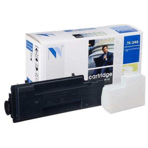 Фото - Картридж NV Print TK-340 для Kyocera, совместимый картридж nv print tk 1150 для kyocera совместимый
