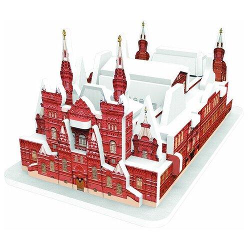 3D-пазл IQ Puzzle 3D Исторический музей (17025), 13 дет.