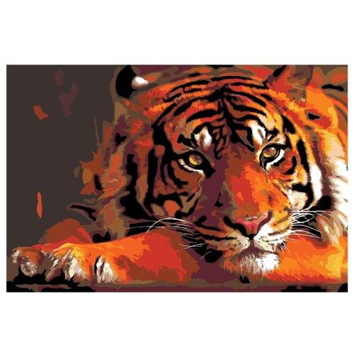 Купить Картина по номерам, 100 x 150, Z1795, Живопись по номерам , набор для раскрашивания, раскраска, Картины по номерам и контурам