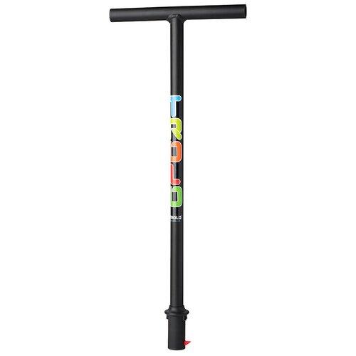 Фото - Рулевая стойка для самоката Trolo Mini черный кикборд trolo d3 красный черный