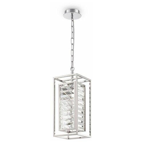 Светильник MAYTONI Tening MOD060PL-01CH, E14, 60 Вт, кол-во ламп: 1 шт., цвет арматуры: хром, цвет плафона: бесцветный