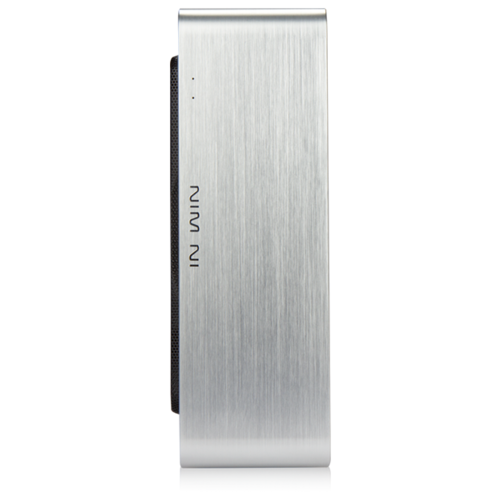 Настольный компьютер Deltacom CORP mini-ITX DCCP64008250WP Micro-Tower/Intel Pentium Gold G6400/8 ГБ/250 Гб SSD/Intel UHD Graphics 610/Windows 10 Pro серебристый