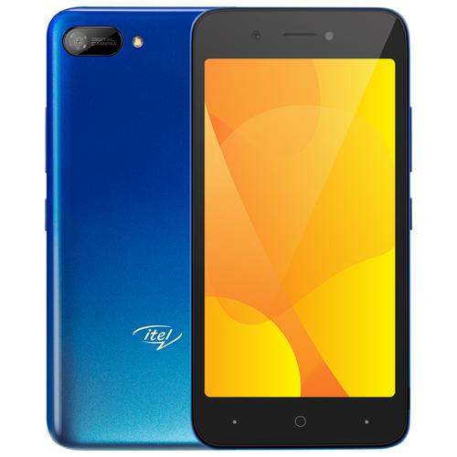 Смартфон Itel A25, голубой градиент