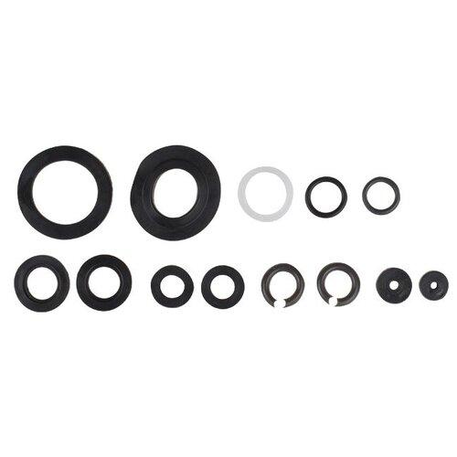 Комплект Сантехник №1 (плоские и формованные прокл.) (Набор сантехнических прокладок и колец.) (3-0001) (Симтек)