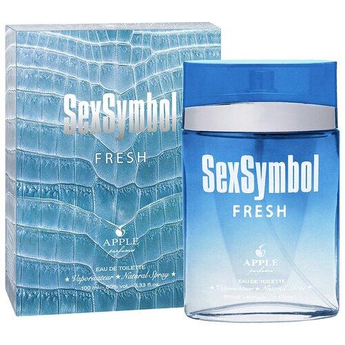 Туалетная вода Apple Parfums SexSymbol Fresh, 100 мл недорого
