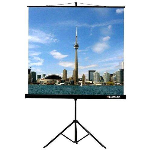 Рулонный матовый белый экран Lumien Eco View LEV-100101