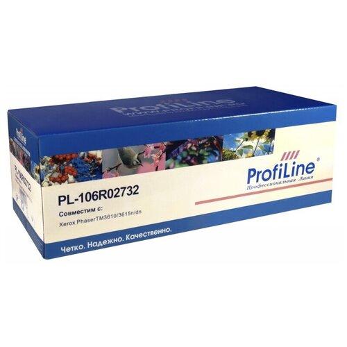 Фото - Картридж ProfiLine PL-106R02732, совместимый картридж profiline pl 106r02312 совместимый