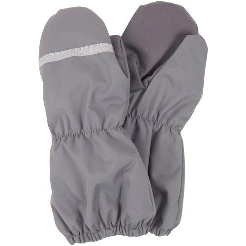 Купить Варежки KERRY размер 8, 00390 серый, Перчатки и варежки