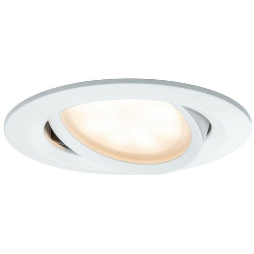 Встраиваемый светильник Paulmann 93938, 3 шт. встраиваемый светильник paulmann 92704 3 шт