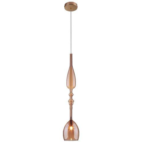Светильник Crystal Lux Lux New SP1 C amber, G9, 60 Вт недорого