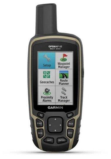 Навигатор Garmin GPSMAP 65 фото 1