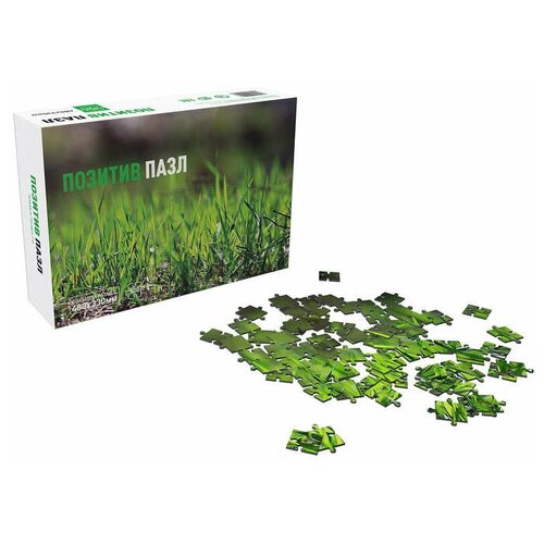 Купить Пазл Smart Gift Позитив Трава, 500 дет., Пазлы
