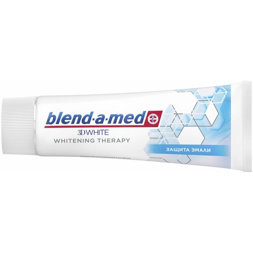 Фото - Зубная паста Blend-a-med 3D White Whitening Therapy Защита эмали, 75 мл зубная паста blend a med 3d white 100 мл