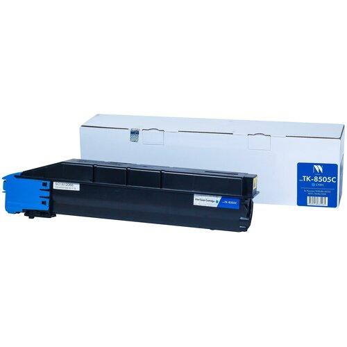 Фото - Картридж NV Print TK-8505 Cyan для Kyocera, совместимый картридж nv print nv tk 5280m совместимый