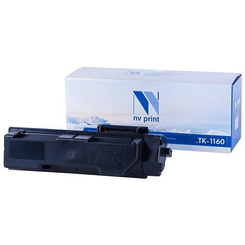 Фото - Картридж NV Print TK-1160 для Kyocera, совместимый картридж nv print tk 1120 для kyocera совместимый