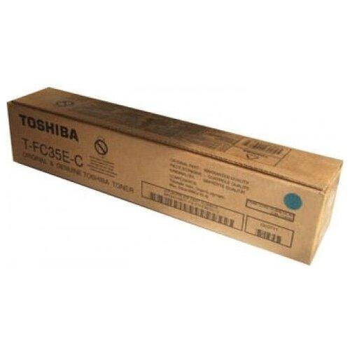 Фото - Картридж Toshiba T-FC35EC (6AJ00000050) картридж toshiba t 2505e