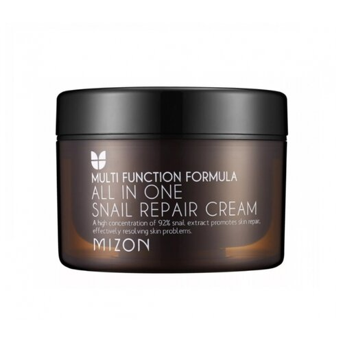 Mizon All in one snail repair cream Крем для лица с экстрактом улитки, 15 мл