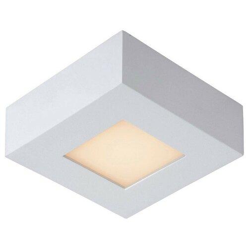 Светильник светодиодный Lucide Brice LED 28107/11/31, 8 Вт, цвет арматуры: белый, цвет плафона: белый