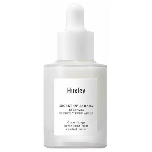 Huxley Сыворотка-эссенция для осветления и выравнивания тона лица Brightly Ever After Essence, 30мл