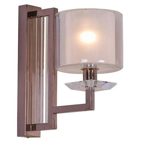 Настенный светильник Newport 4401/A black nickel, 60 Вт настенный светильник newport 3361 a nickel 60 вт
