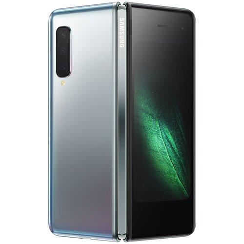 Смартфон Samsung Galaxy Fold серебристый