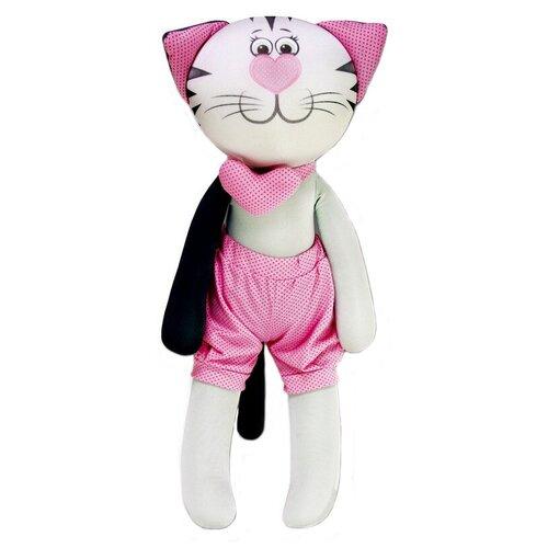 Игрушка-антистресс Штучки, к которым тянутся ручки Кошка Маша 60 см игрушка антистресс штучки к которым тянутся ручки нерпенок персиковый 17 см
