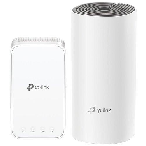 Фото - Wi-Fi Mesh система TP-LINK Deco E3 (2-pack), белый mesh wi fi система tp link deco m5 2 pack