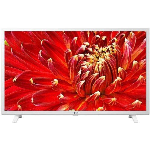 Фото - Телевизор LG 32LM6380PLC 32 (2021), белый телевизор lg 32lj500u 32 2017